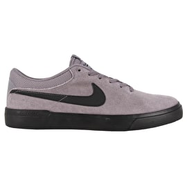 Nike SB Koston Hypervulc Skate Shoes - Gunsmoke/Black
