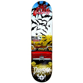 Darkstar Skateboard Deck - Loathing R7 Wilson 8