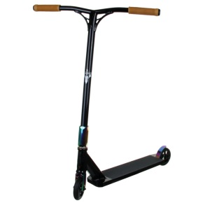 UrbanArtt Custom Scooter - Black/Neochrome