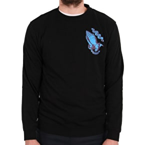Santa Cruz Guadalupe Colour Crewneck - Black