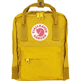 Fjallraven Kanken Mini Backpack - Warm Yellow