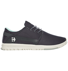 Etnies Scout Shoes - Dark Grey
