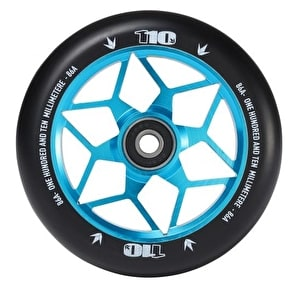 Blunt Envy Diamond 110mm Scooter Wheel - Teal
