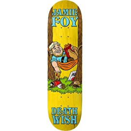 Deathwish Happy Place - Foy Skateboard Deck 8