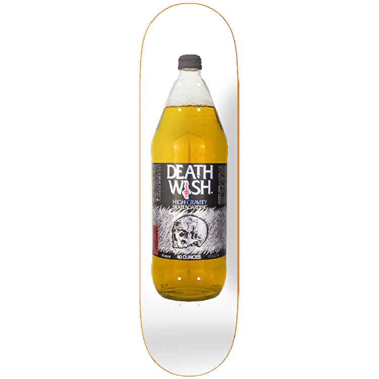 Deathwish Skateboard Deck - Crooked I 8.38""