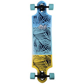 Aloiki Drop Through Longboard - Tropic 39.4