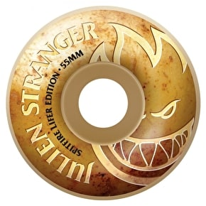 Spitfire Stranger Lifer 99D Skateboard Wheels - Natural 53mm