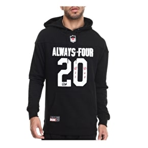 DGK Always Four 20 Fleece - Black