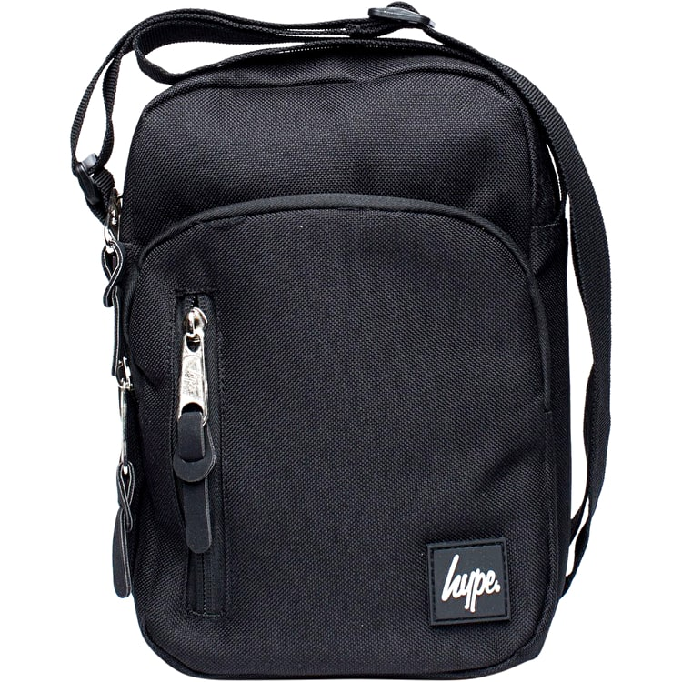 Hype Core Roadman Bag - Black