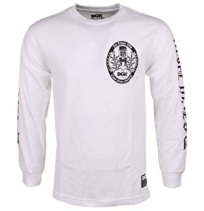 DGK Till Death T-Shirt - White