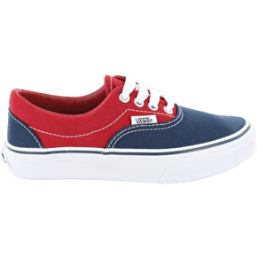 Vans Era Kids Shoes - (2 Tone) Dress Blues