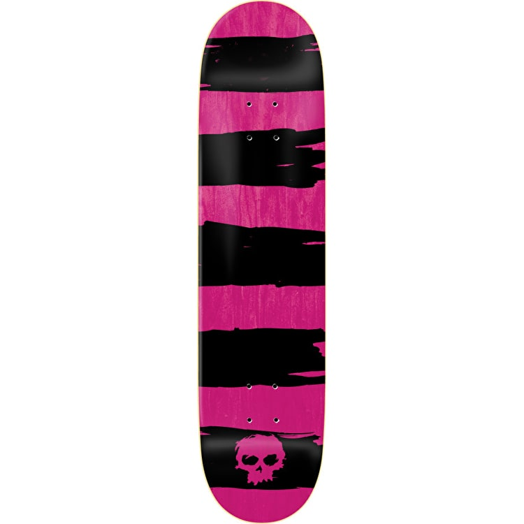 Zero Stripes Hybrid  Skateboard Deck 8""