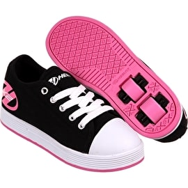 B-Stock Heelys X2 Fresh - Black/Pink UK 5 (Ex-Display)