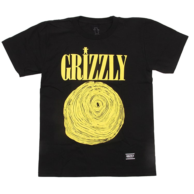 Grizzly Nevermind Kids T-Shirt - Black