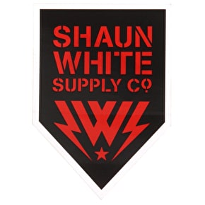 Shaun White Supply Co. Sticker