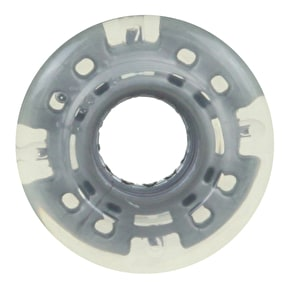 SFR LA Light Flashing 58mm Wheels Clear (4pk)