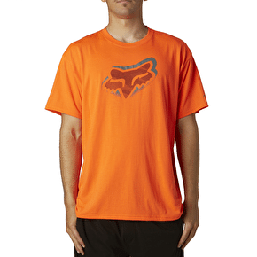 Fox Reward Short Sleeve Tech T-Shirt - Fluorescent Orange