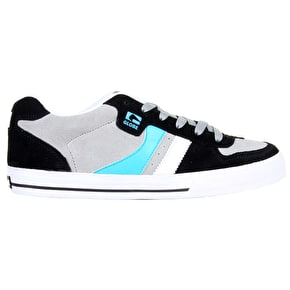 Globe Encore 2 Shoes - Black/Grey/Blue