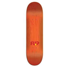 Flip Odyssey Faded Skateboard Deck - Red 8.5