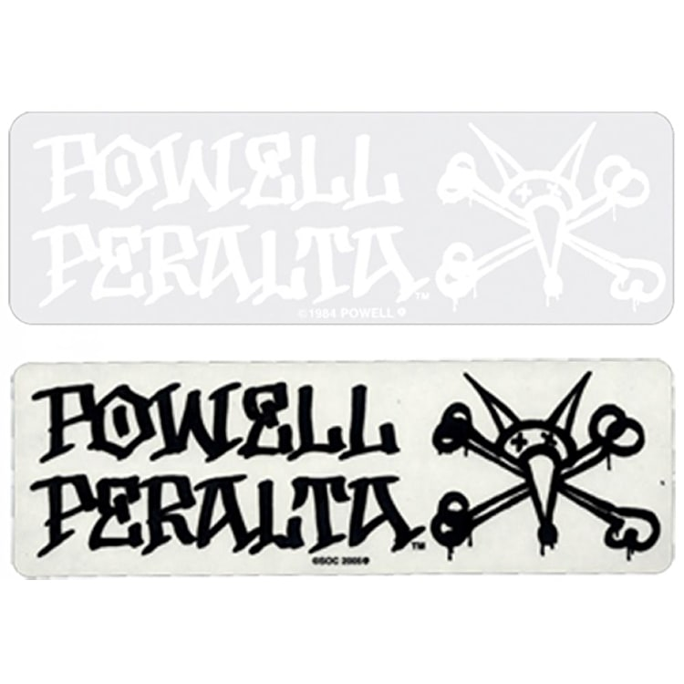 Powell Peralta Vato Rat Skateboard Sticker - M
