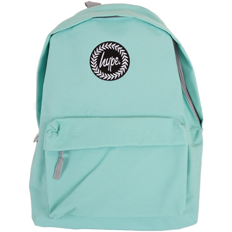 Hype Badge Backpack - Mint