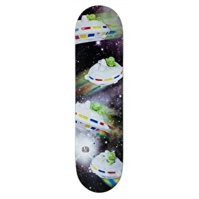 Alien Workshop One Off Skateboard Deck - Kitschcraft 8.0