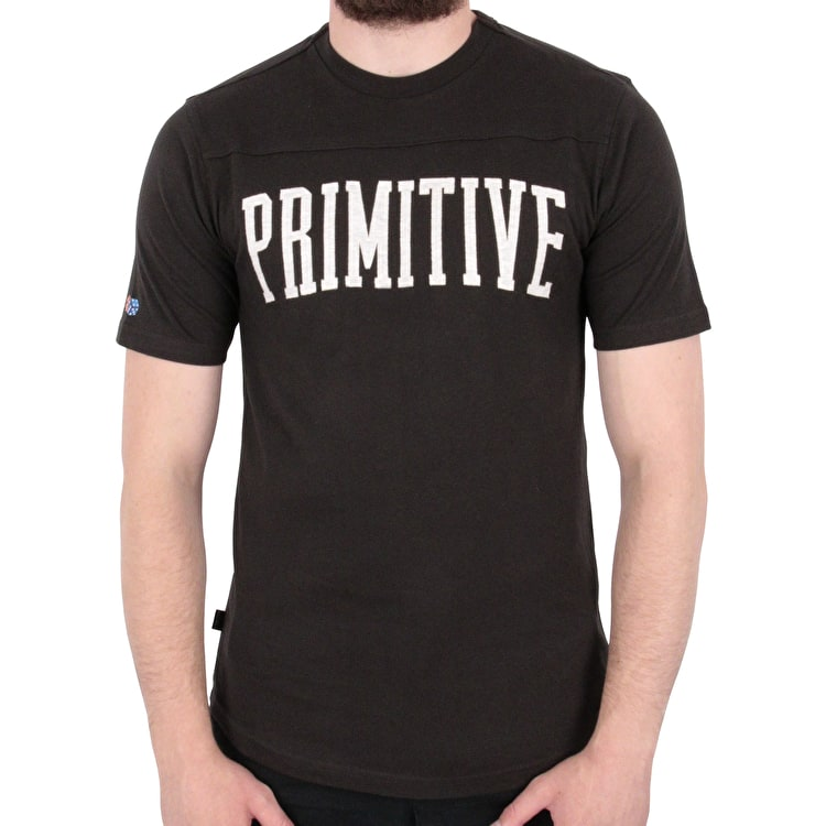 Primitive Premium Jersey T shirt - Black