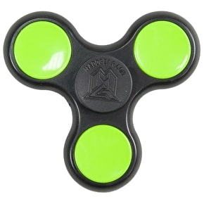 MGP Limited Edition Fidget Spinner - Black/Lime