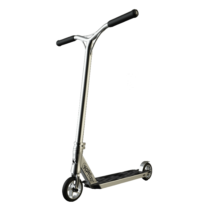 Sacrifice Flyte 115 Series Complete Scooter - Polished