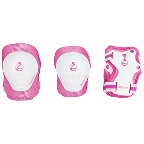 Zycom Child Combo Pad Set - Pink/White
