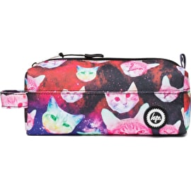 Hype Cosmo Cat Pencil Case - Multi