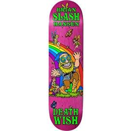 Deathwish Happy Place - Slash Skateboard Deck 8