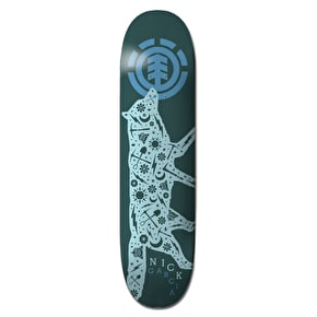 Element Skateboard Deck - Beastmode Featherlight Garcia 8