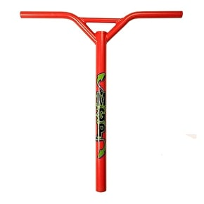 MGP Bat Wing Scooter Handle Bars - Red