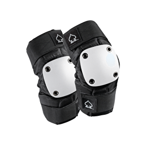 Pro-Tec Park Elbow Pads - Black / White