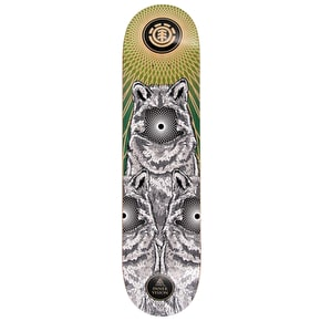 Element Inner Vision Featherlight Skateboard Deck - 7.75