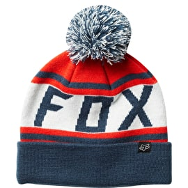 Fox Throwback Beanie - Navy