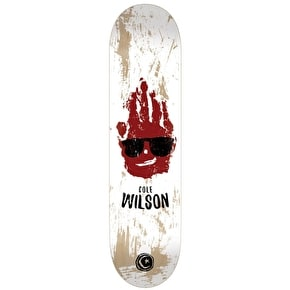 Foundation Wilson Wilson Skateboard Deck - 8.375