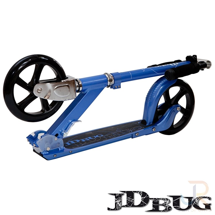 JD Bug Folding Commuter Scooter - Street MS200 Reflex Blue