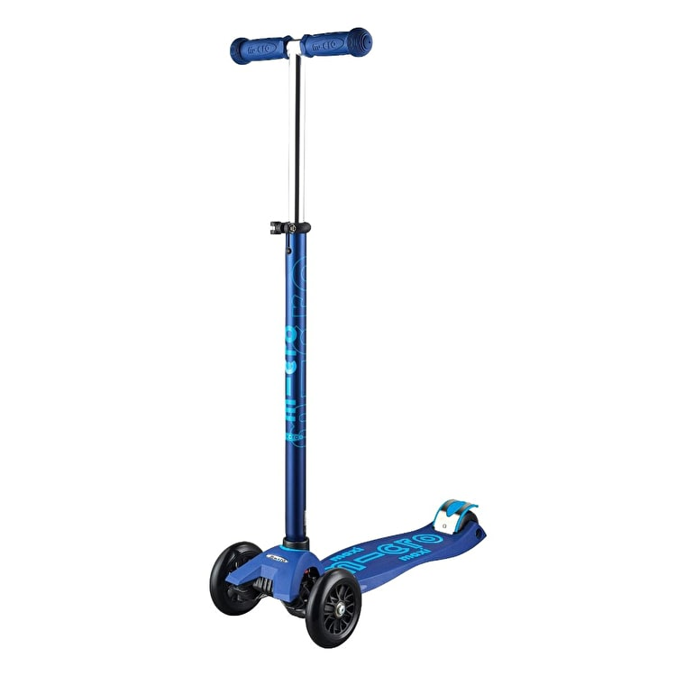 Maxi Micro Deluxe Complete Scooter - Navy Blue