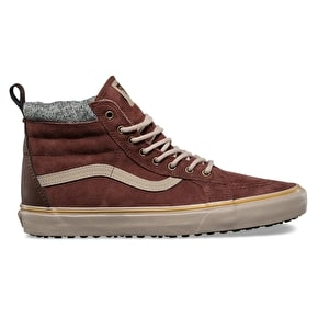 B-Stock Vans SK8-Hi MTE DX Skate Shoes - (MTE) Cappuccino/Hummus UK 8 (Box Damage)
