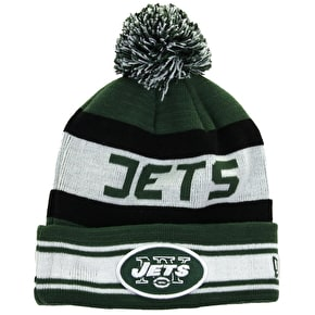 New Era NFL Team Jake New York Jets Beanie