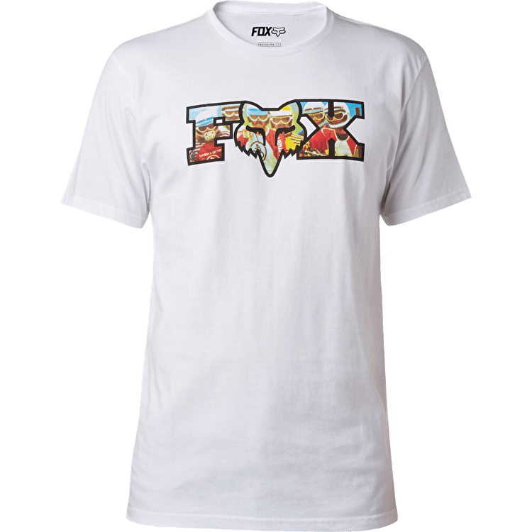 Fox Prefilter T-Shirt - Optic White