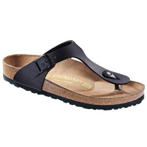 Birkenstock Gizeh Ladies' Sandals - Black Fabric UK7 - 7.5 B-Stock
