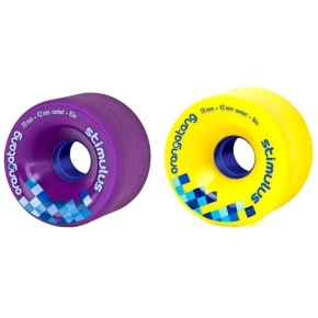 Orangatang Stimulus Freeride 70mm Wheels