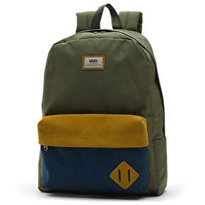Vans Old Skool II Backpack - Rifle Green