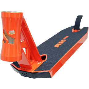 Sacrifice AK-115 Scooter Deck - Tangerine