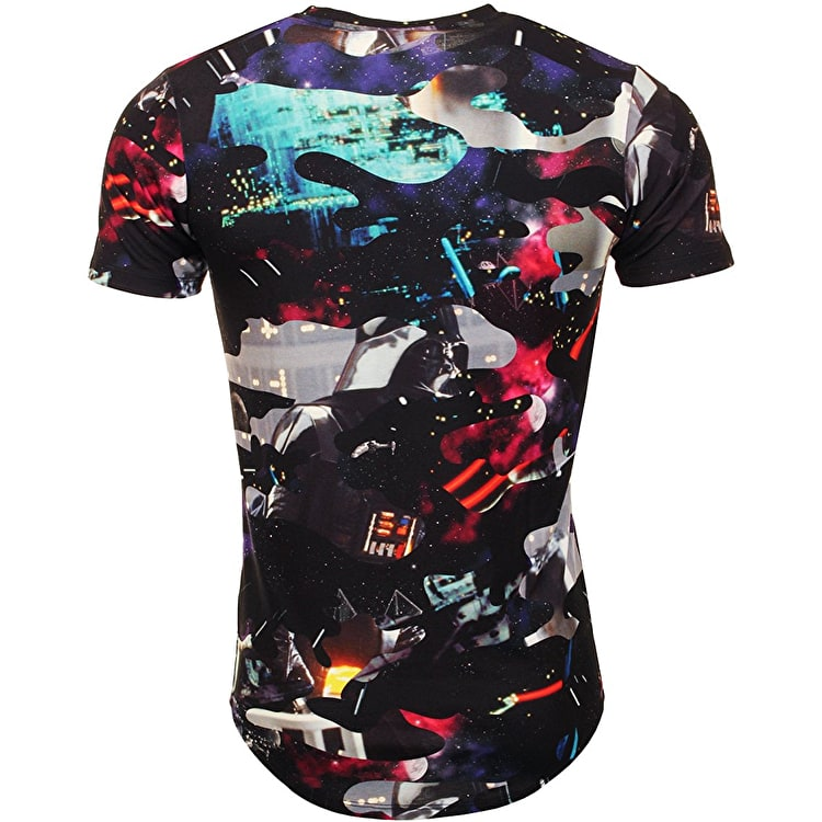 Hype Darkside Camo T shirt