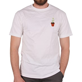 Primitive Planter T-Shirt - White