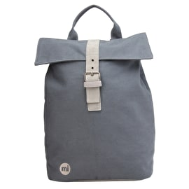 Mi-Pac Day Pack Canvas Backpack - Charcoal